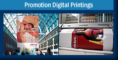Promotion Digital Printings